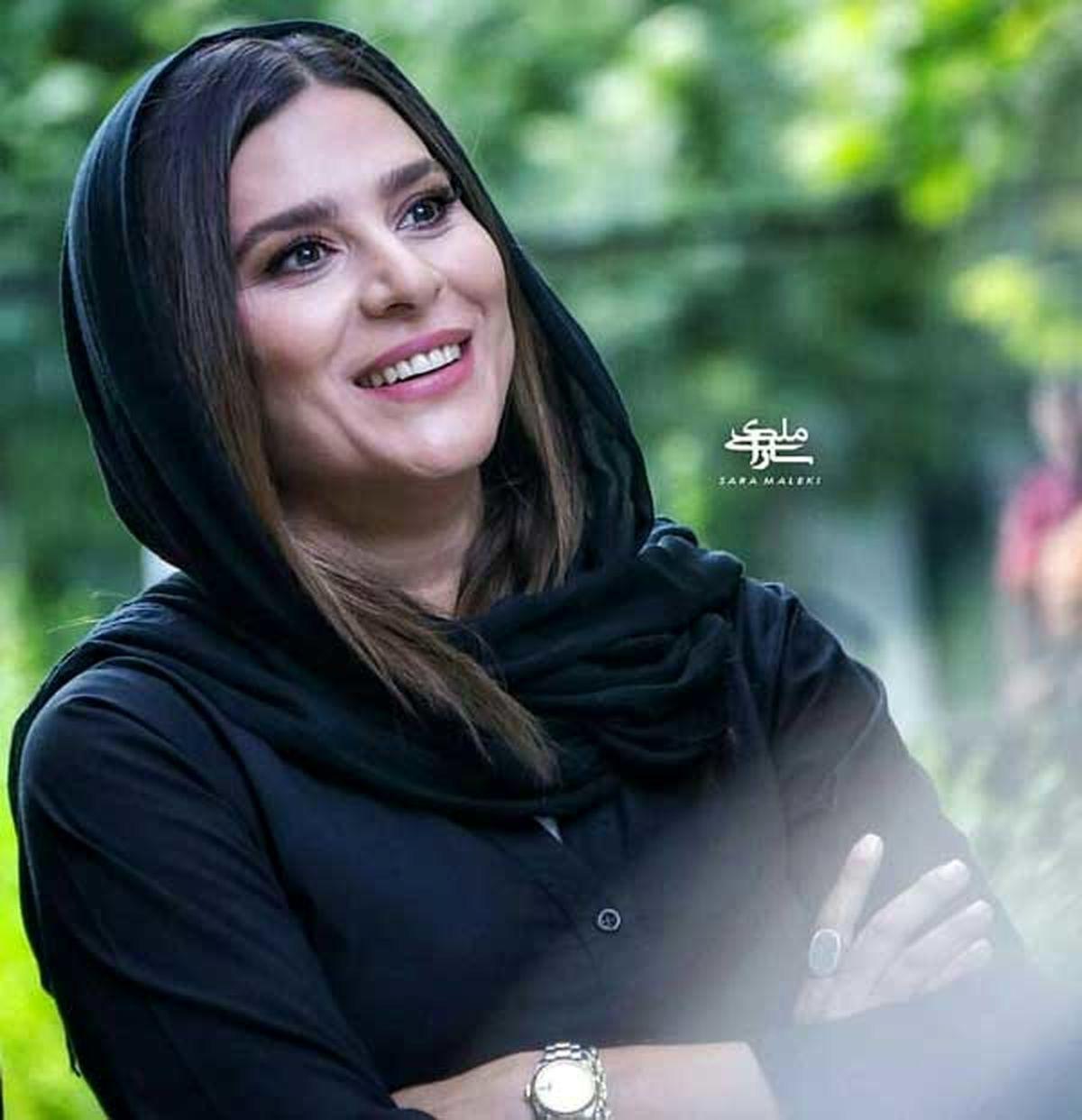 سحر دولتشاهی از مادر جوانش رونمایی کرد + عکس