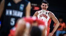 تیم بسکتبال جوانان در تورنمنت تایلند چهارم شد