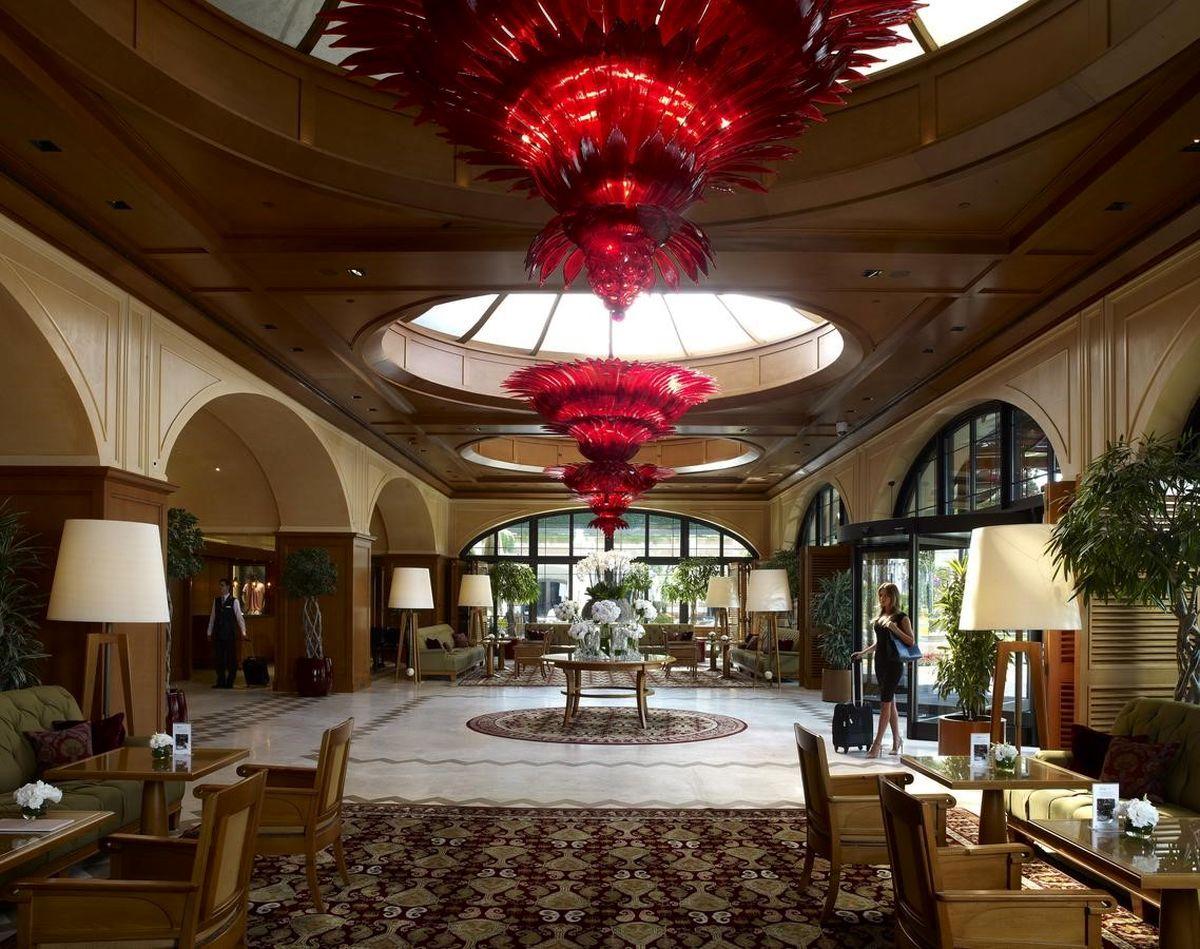 معرفی بهترین هتل های استانبول