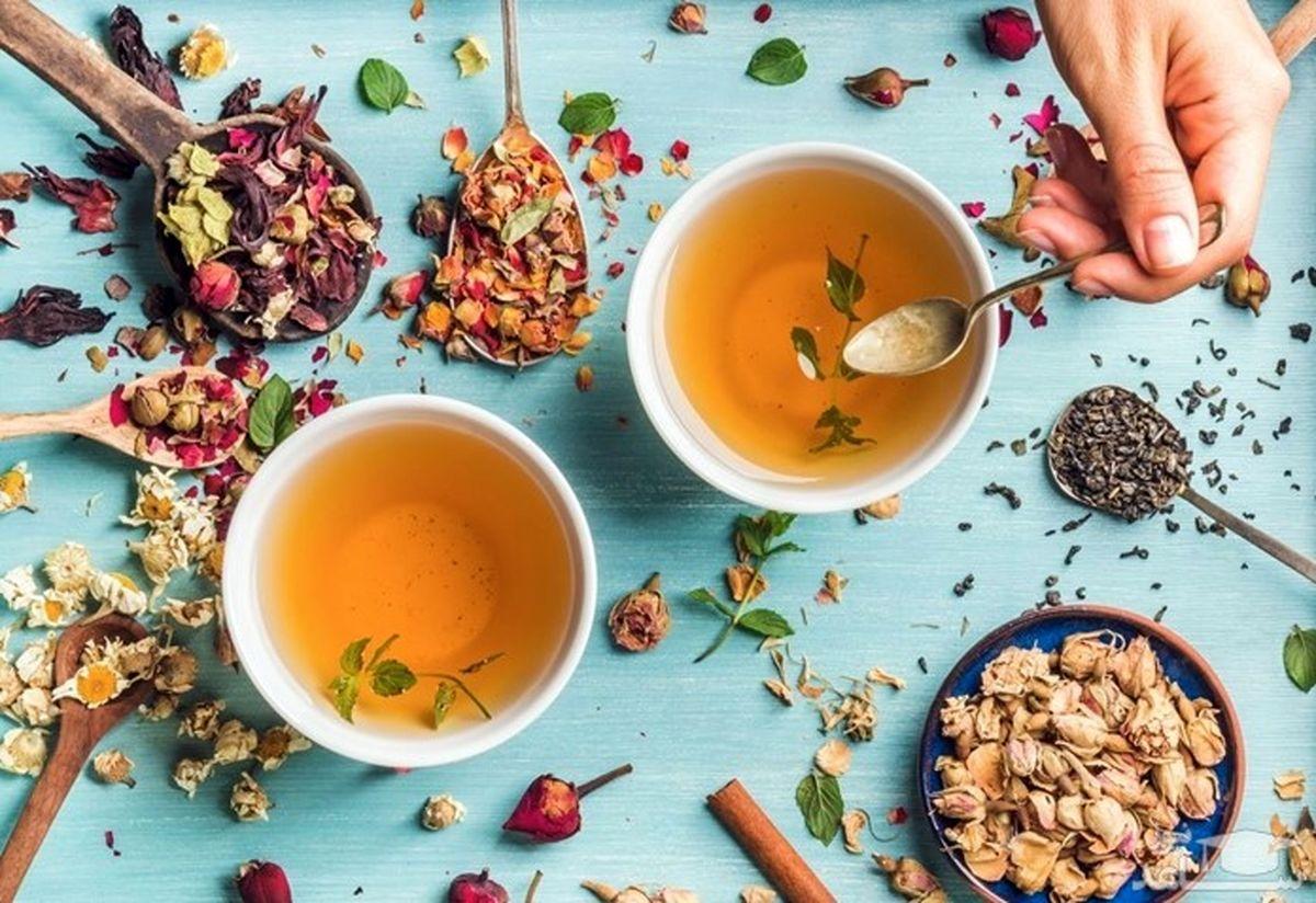 از ترکیب اکلیل کوهی تا چای پشمی چه اتفاقی در بدن شما رخ می دهد؟