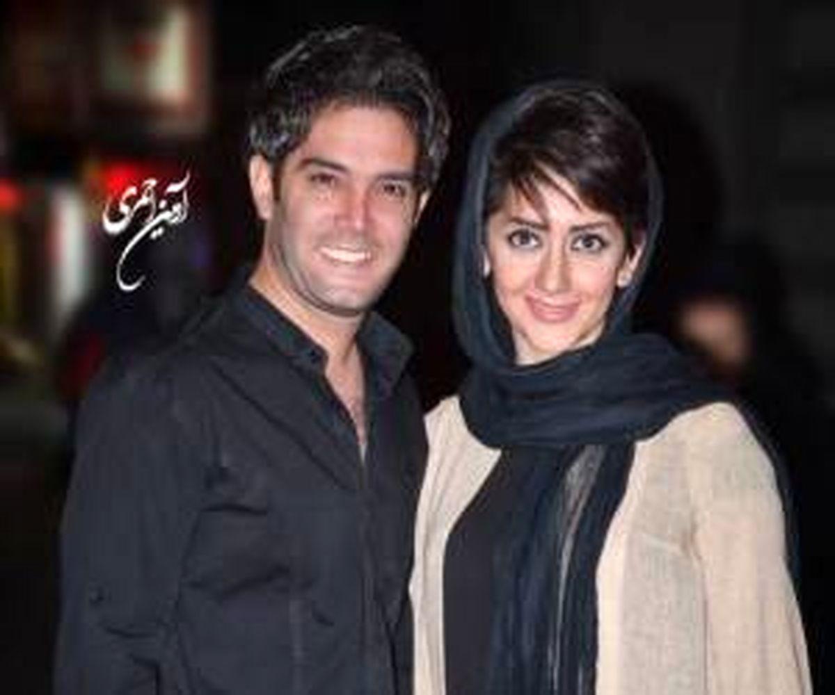 امیر علی نبویان کیست؟ + عکس همسرش