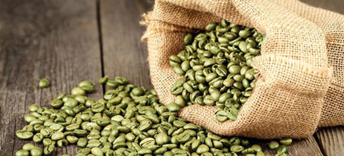 فواید قهوه سبز و تاثیر آن بر لاغری