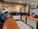 بازدید رییس شبکه بهداشت کار بندرماهشهر از مجتمع پتروشیمی کارون