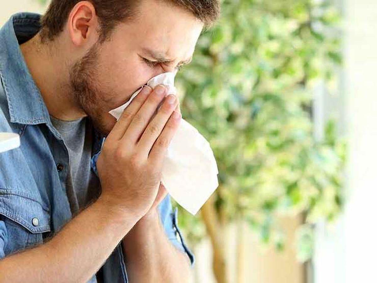 علائم آلرژی پاییزی و درمان آن