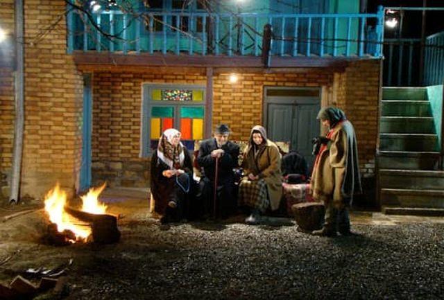 «خان ننه» در قاب تلویزیون و بر روی آنتن شبکه سحر می رود