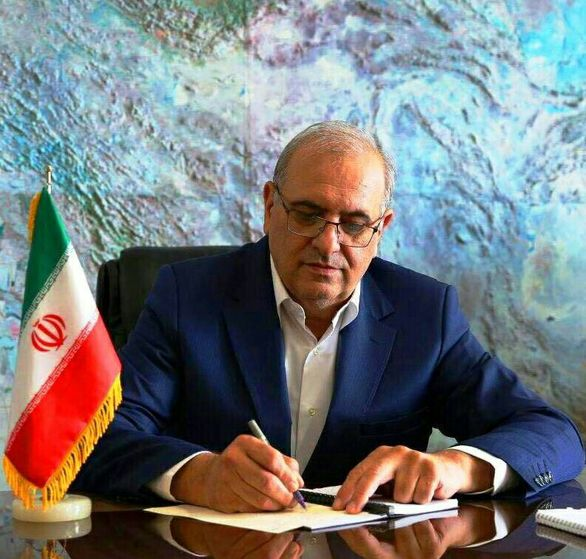 پیام نوروزی مدیرعامل شرکت توسعه منابع آب و نیروی ایران