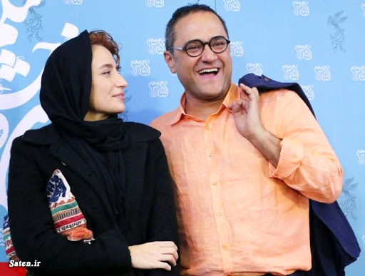 رامبد جوان و همسرش در جشنواره فیلم فجر ۹۵ +عکس | ساتین