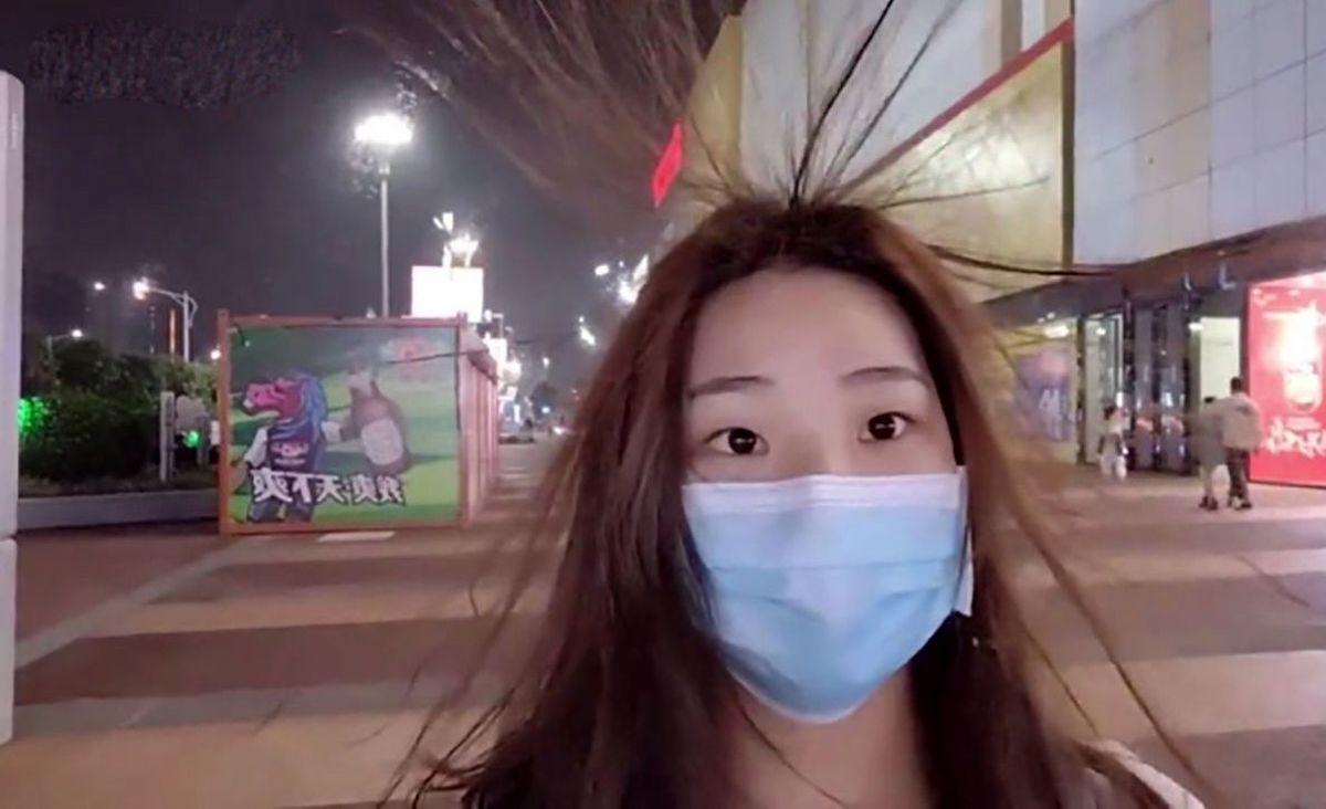 خیابان عجیب در چین مدل موهای مردم را عوض می کند