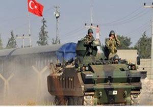 آغاز حمله ترکیه به مواضع ارتش سوریه در ادلب