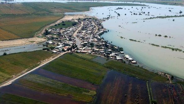 وضعیت وخیم در خوزستان / 250 روستا تخلیه شدند