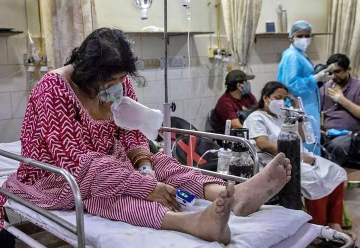 فوری/ 10 مورد مبتلا به بیماری قارچ سیاه در ایران   فیلم
