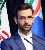 وزیر ارتباطات در راهپیمایی اربعین + عکس