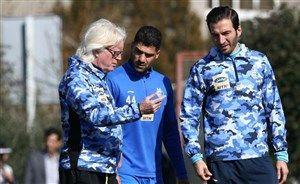 محمدی مهر، باقری و کریمی بازیکنانی که شفر به انان اعتقادی ندارد