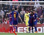 بارسلونا 5-1 ویارئال: پیروزی آسان برابر زیردریایی ها