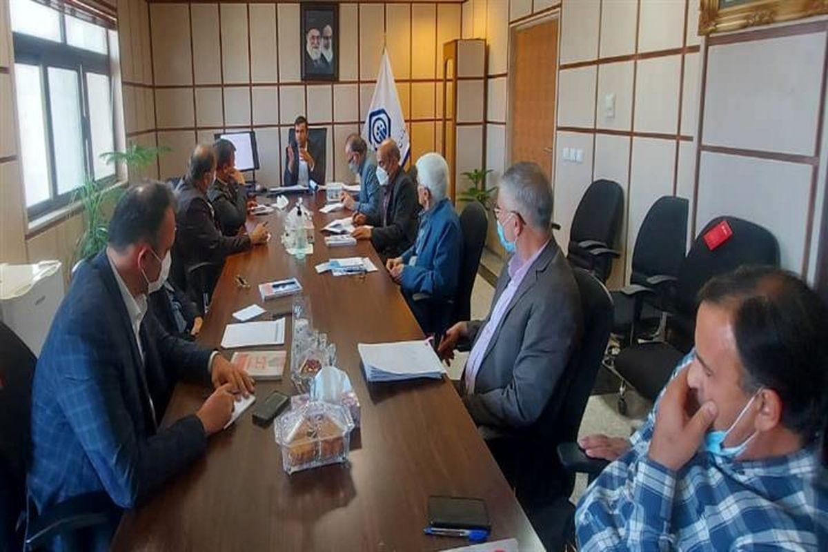 اولین نشست کمیته اجرایی و هم اندیشی با تشکل های کارفرمایی برگزار شد
