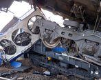 حادثه وحشتناک برای قطار اصفهان + جزئیات