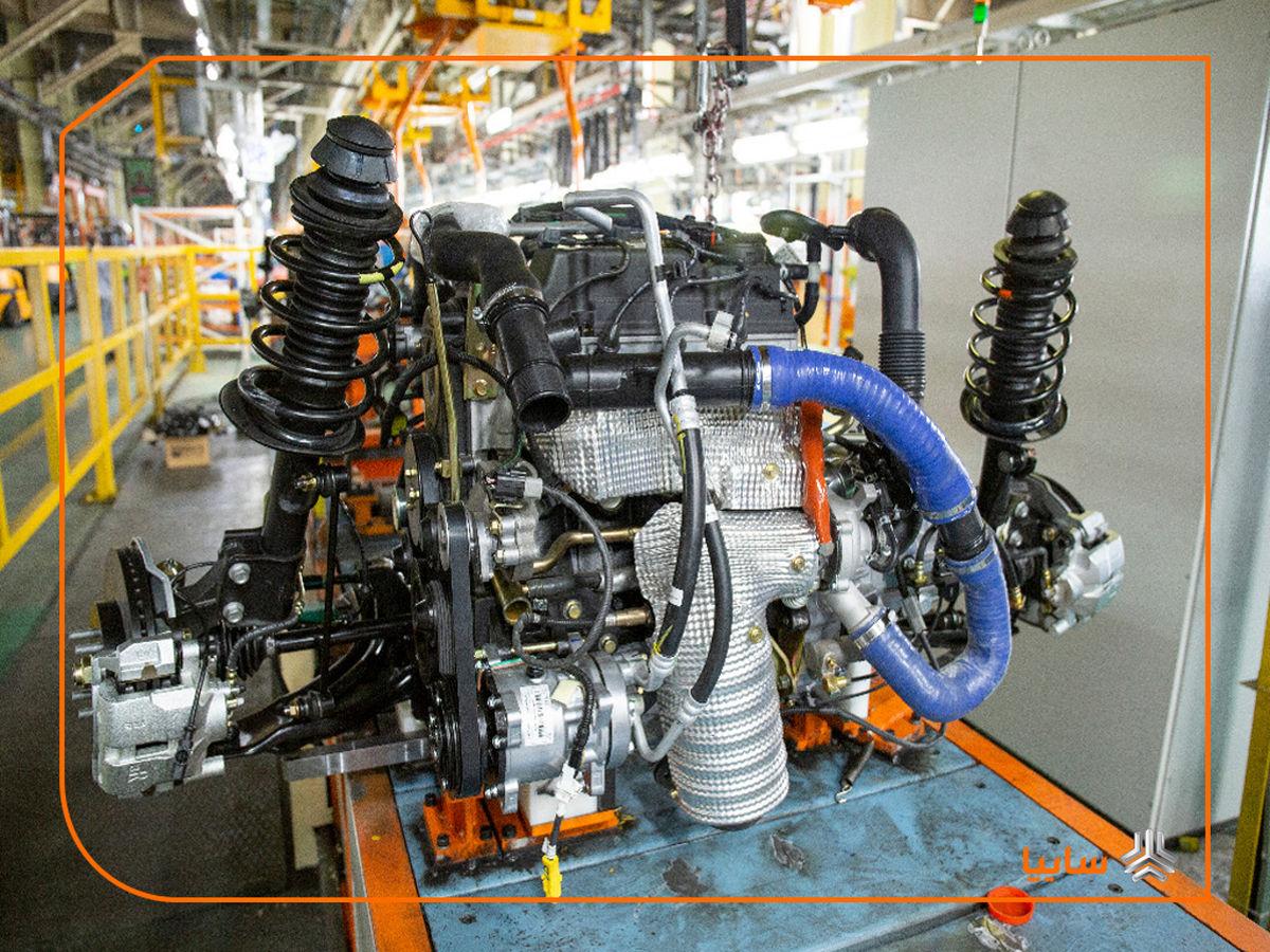 موفقیت موتور خودروی شاهین در آزمونهای عملکردی