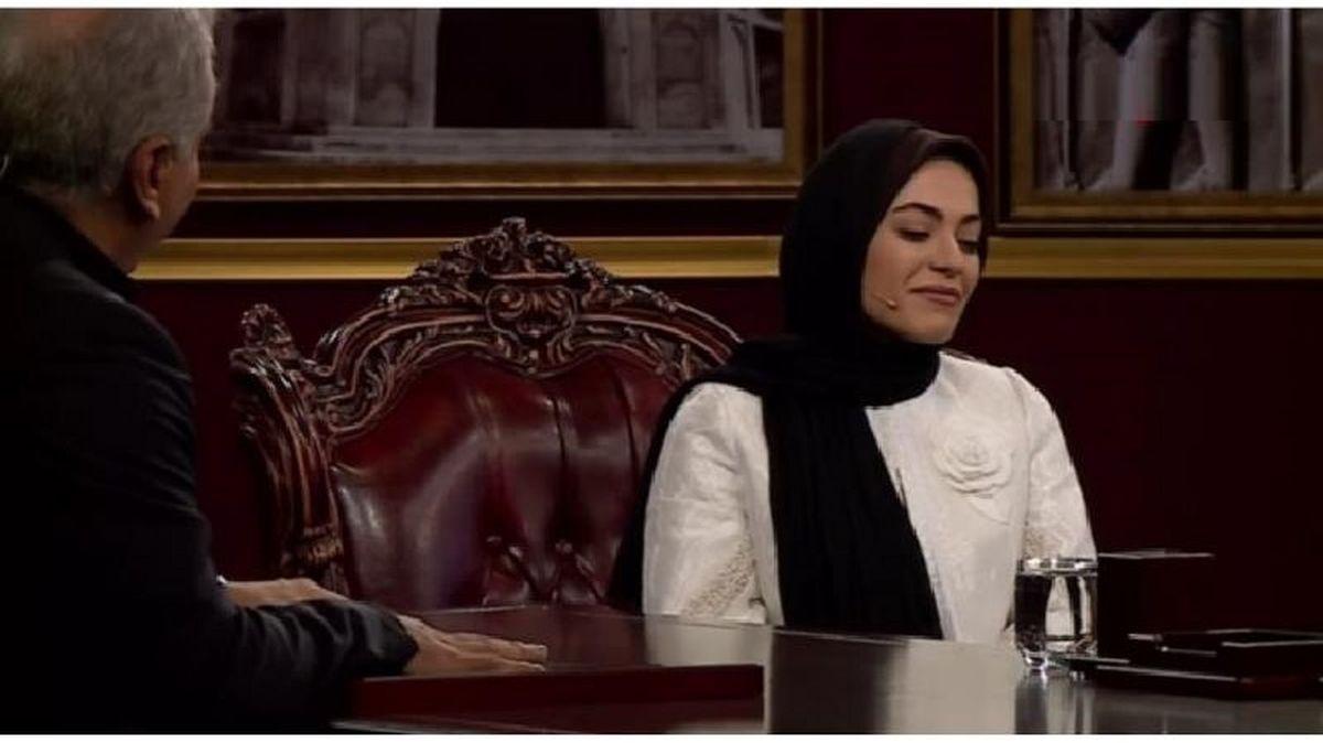 سوال عجیب مهران مدیری از نشاط جهانداری در دورهمی + فیلم